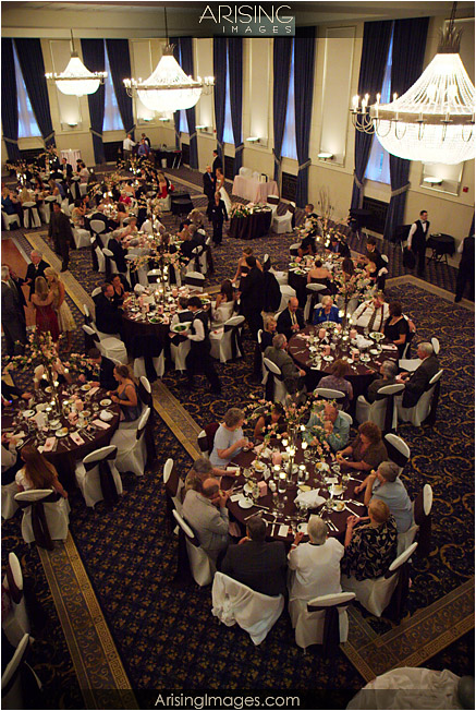 grand ballroom at the inn at st. johns