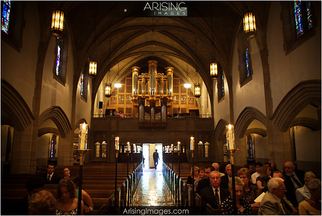 old historic church in grosse pointe, michigan