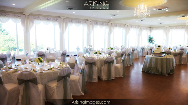 banquet room at the war memorial in grosse pointe, MI