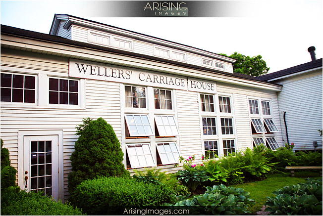 The Carriage house at Wellers in Saline, MI
