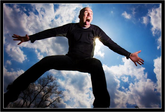 marcin jumping