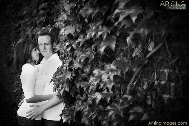 Chris and Amanda at Cranbrook