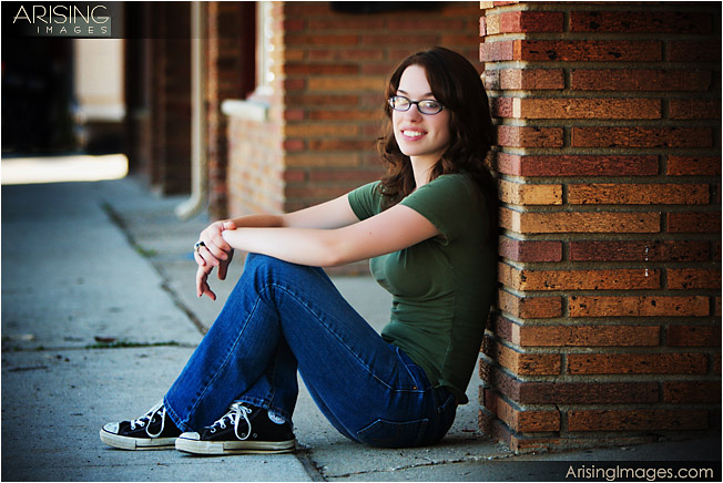 Henry Ford High School Senior Photos