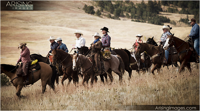 Cowboys, Custer State Park