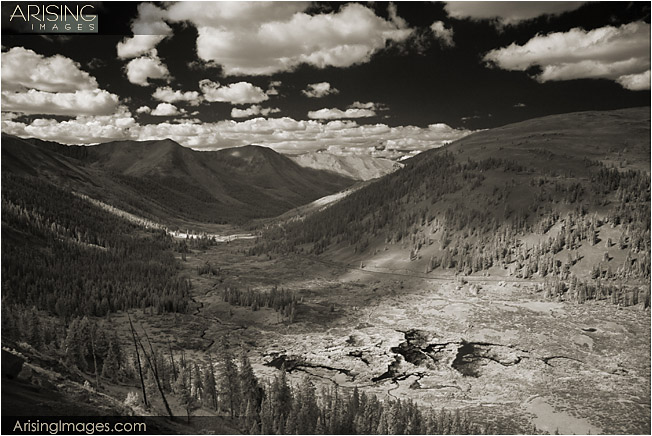 Near Independence Pass, CO