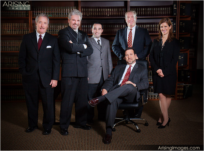 group shots for law firm