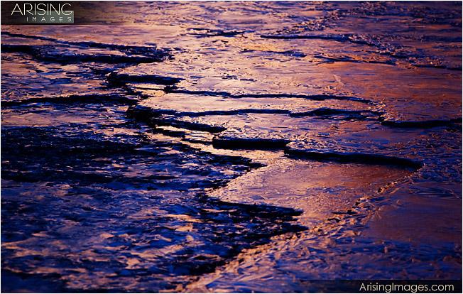 Canyon De Chelly - ice