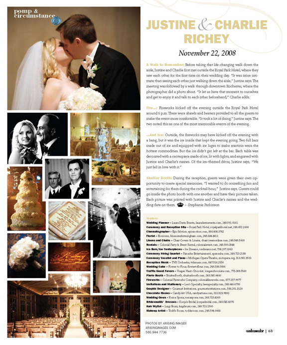 ambassador magazine article