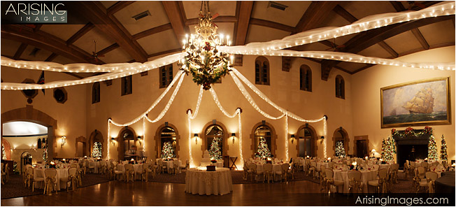 Grosse Pointe Yacht Club Wedding Reception