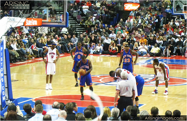 nate robinson shooting free throws