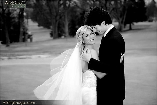 wedding photos at knollwood country club