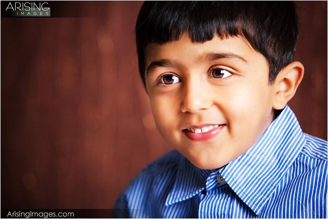 kids portraits in rochester, MI