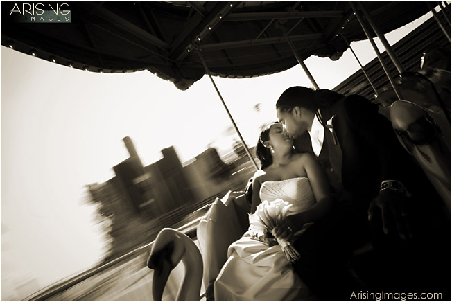 unique wedding photos in detroit, michigan