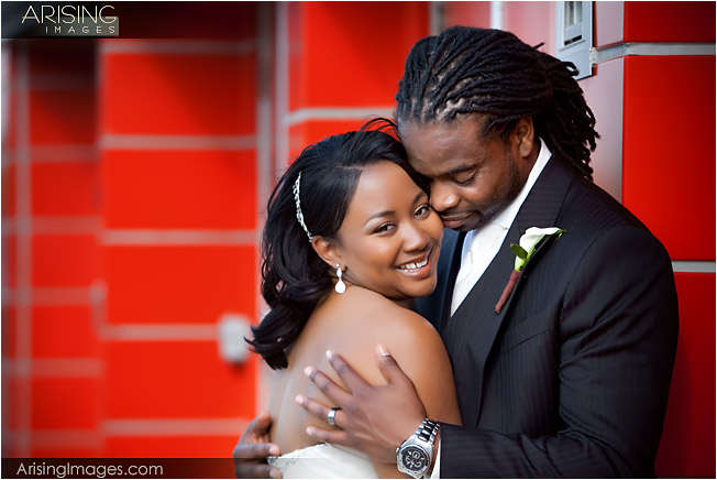 creative photography for a wedding in detroit, michigan