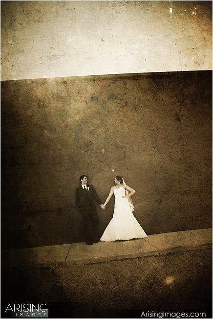artsy wedding photos in michigan
