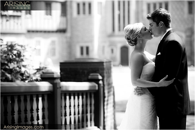 wedding at meadow brook mansion in rochester, mi