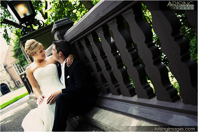 wedding photos at meadow brook mansion in rochester, michigan