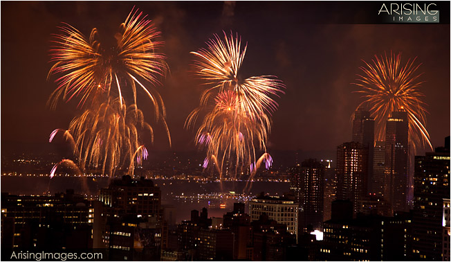macy's new york city fireworks 2009