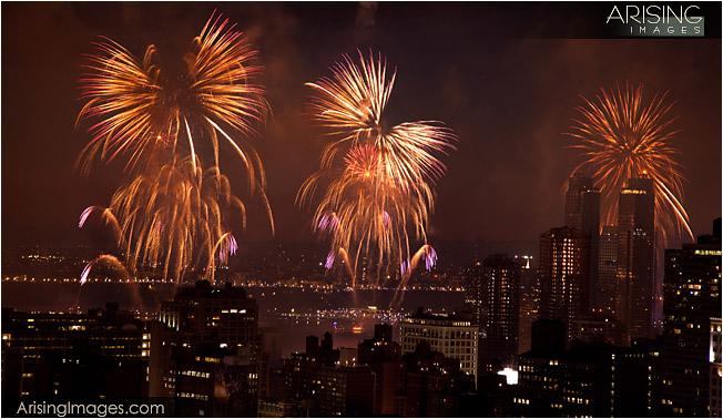 macy's new york city fireworks 2009