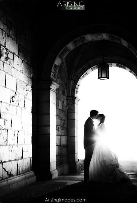 ann arbor wedding photos law quad
