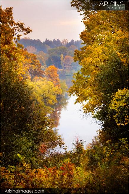 cranbrook lake in bloomfield hills, mi