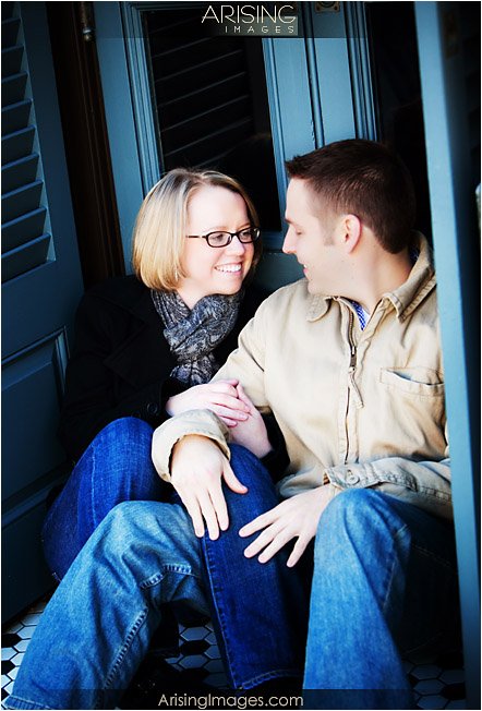 most creative engagement photos in rochester, michigan