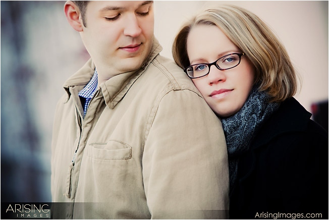engagement photography in metro detroit