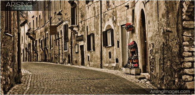 Sermoneta, Italy