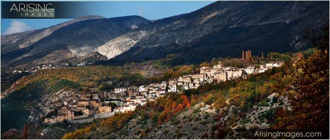 Acciano, Italy