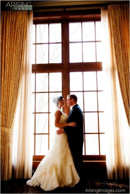 royal park hotel wedding in rochester, mi