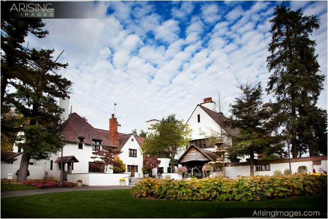 wedding at addison oaks in leonard, michigan