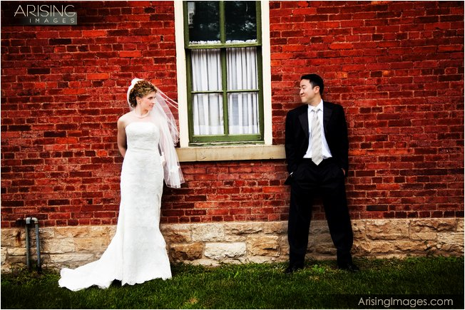 photos for a wedding at greenfield village and the henry ford museum