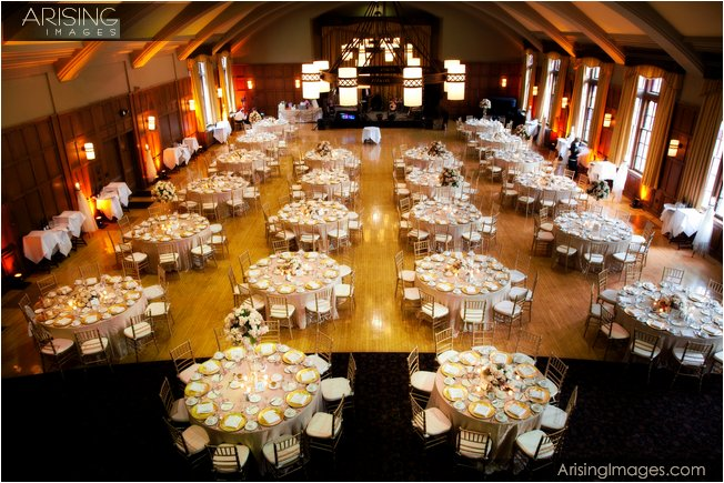 Wedding At The League In Ann Arbor