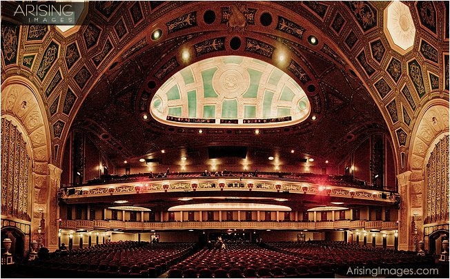 the detroit opera house theater