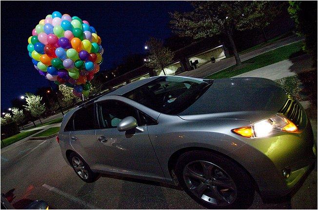giant balloons!