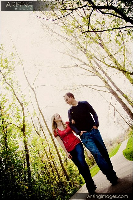 best photography studio in michigan for engagement photography