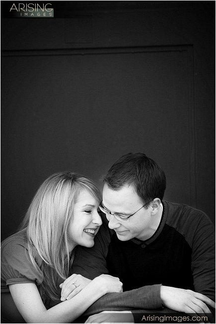candid engagement photos in southeastern, MI