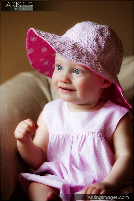 cute baby photographer in the detroit region