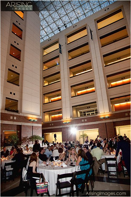 wedding reception at the rattlesnake club in downtown detroit