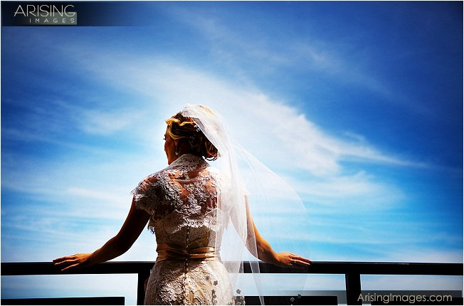 dramatic wedding photography michigan