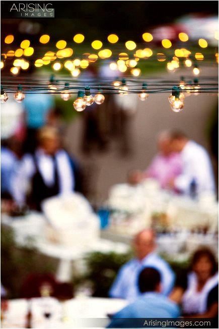 michigan wedding venue with outdoor seating