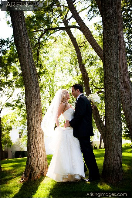 wedding at orchard lake country club mi