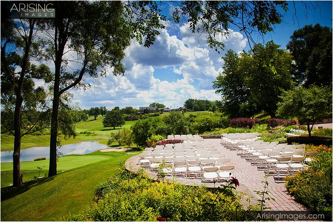 Wedding At The Wyndgate Country Club In Rochester Hills MI With