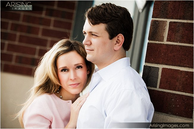 elegant engagement photos ferndale mi