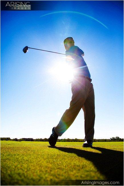 best golf photography mi