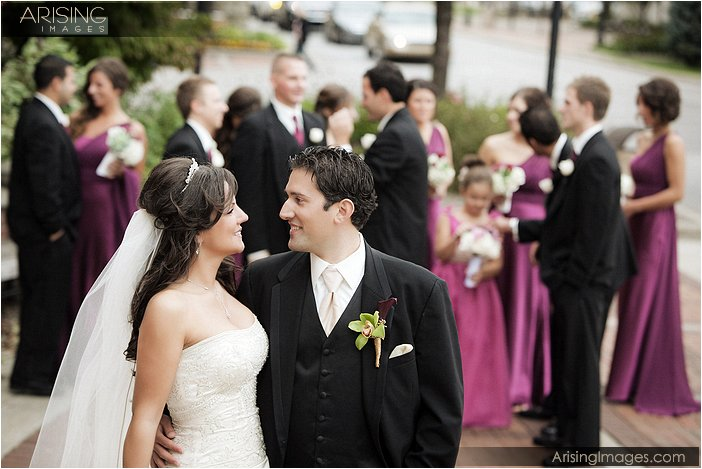 fall weddings in detroit mi