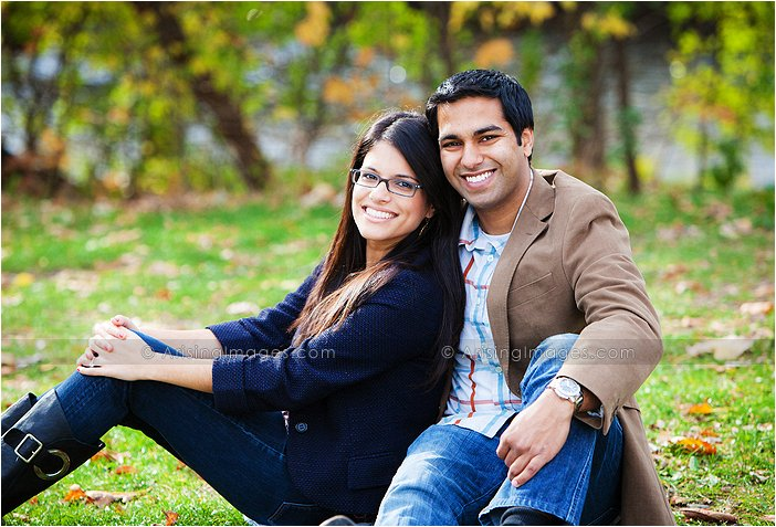 cool engagement photography oxford mi