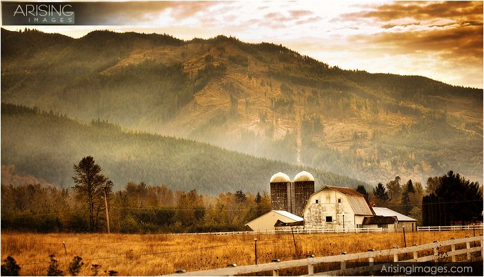 farm in northern washington