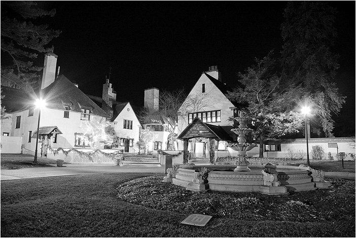 addison oaks wedding night photos