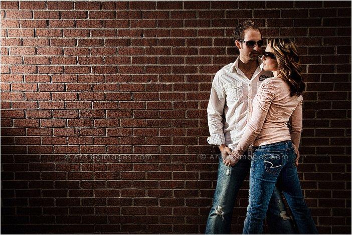 stylish engagement photography detroit mi